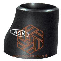 Reduser Eccentric CS ASTM A234 WPB